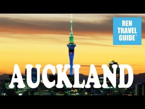 Auckland (New Zealand) - Ren Travel Guide Travel Video