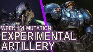 Starcraft II: Experimental Artillery [Detection Dilemma]