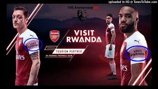 BBC IHISHUYE IBYIHISHE INYUMA Y' IYAMAMAZWA RY' U RWANDA KURI ARSENAL