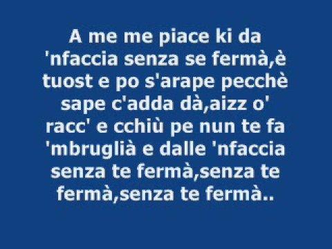 Pino Daniele - A Me Me Piace O