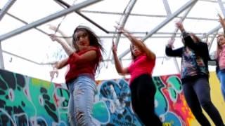 Dancehall choreo by Anna Syrchina/ shokryme - hell yuh guh