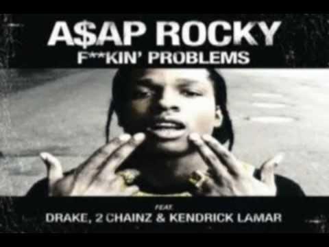 A$ap Rocky-fuking Problem Feat. Drake, Kendric Lamar,2chainz (remix) By G-9   Mwk Records 1 video