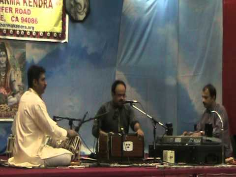 Bhajan by Puttoor Narasimha Nayak on Sep. 17 2010  SDK Sunnyvale...