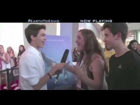 Earth To Echo with Brent Rivera
