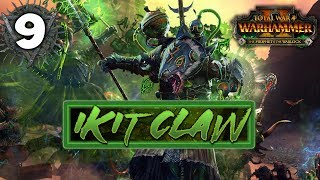 ORCS IN BRETONNIA?! Total War: Warhammer 2 - Ikit Claw - Mortal Empires Campaign #9