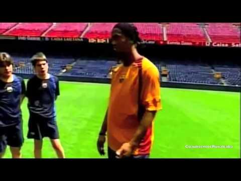 Clases de Futbol Ronaldinho