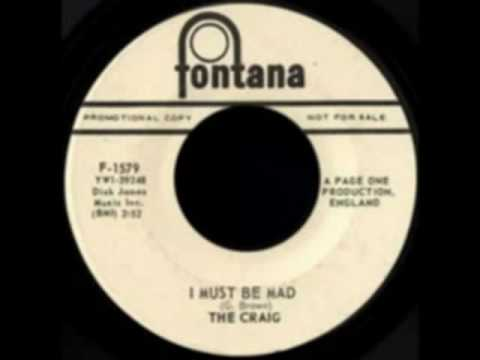 The Craig - I Must Be Mad