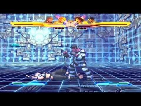 Street Fighter x Tekken Ver.2013: Online Endless Battle# pt1