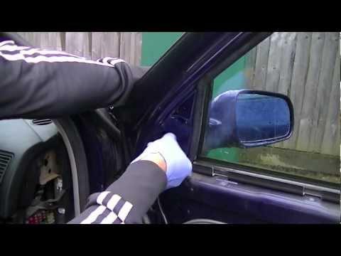 VW Golf Mk4 Door Mirror Removal 96-06 (Simple Easy Steps)