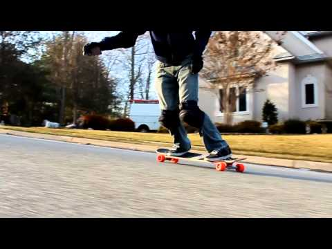 The Tempest - Nelson Longboards