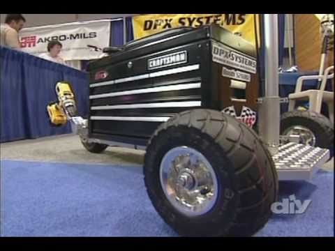 Dpx Systems Drill Powered Tool Box Youtube
