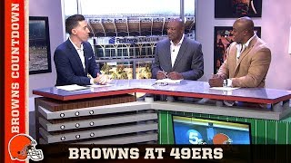 Browns at 49ers on Monday Night Football | Browns Countdown