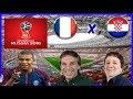 França 4 X 2 Croácia FRANÇA CAMPEÃ DA COPA DO MUNDO Oscar Ulisses Luiz Penido 15 07 2018 mp3