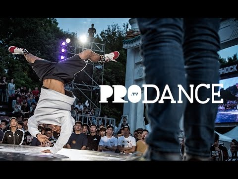 Blond vs Nori  | Red Bull BC One Asia Pacific Final 2014