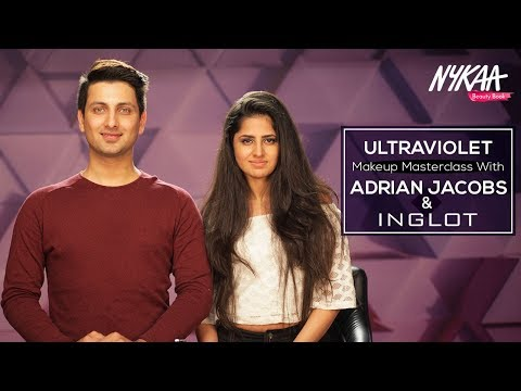 Ultraviolet Makeup Masterclass With Adrian Jacobs & Inglot