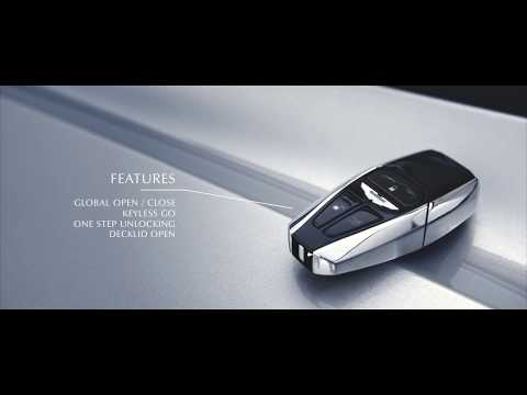 A Newly Designed Key | Aston Martin DB11