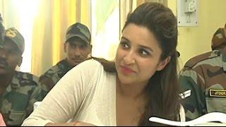 Ishaqzaade - Parineeti shares her experience of using a gun in 'Ishaqzaade'