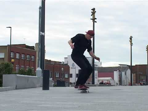 Hull Venue - Hull's first skate-friendly development