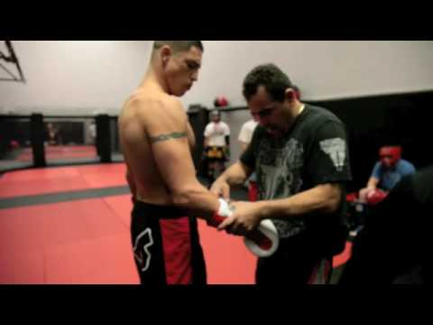 UFC 107 Diego Sanchez Vlog Part 2 Video