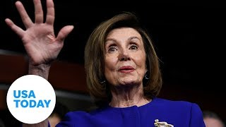 Nancy Pelosi holds conference on U.S., Canada, Mexico agreement | USA TODAY
