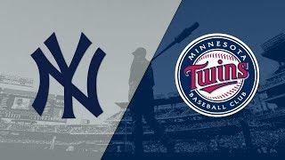 Minnesota Twins vs New York Yankees | AL Wild Card Game Full Game Highlights