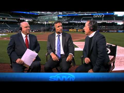 SNY Mets First Pitch: Jerry Seinfeld - 9/17/13