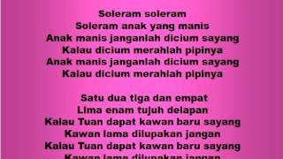 Download Lagu Lagu dan Tari Nusantara: SOLERAM - Lagu Anak Gratis STAFABAND