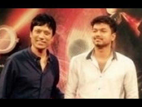 Isai Tamil Movie Audio Launch Event - Dhanush, Vijay, S J Surya video