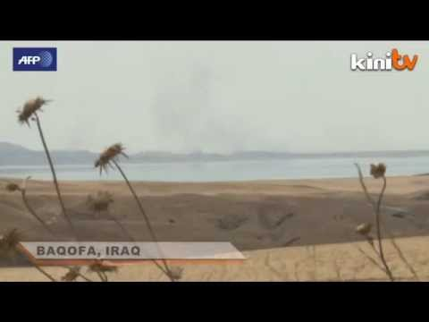 Iraqi Kurds retake country's main dam from jihadists