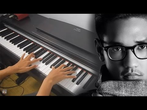 Afgan  Knock Me Out Piano