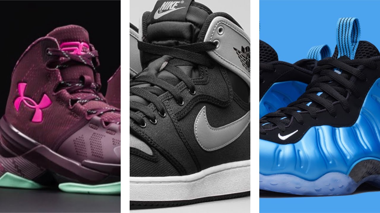 Air JORDAN 1 KO, UA CURRY 2 'BHM' Kyrie 2 'Court Deck', Foams, and more on Heat Check