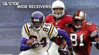 Top 10 Wide Receivers of All Time! | NFL Highlights