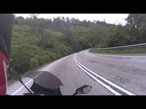 Z1000sx layan konar at Cameron Highland, Malaysia thumbnail