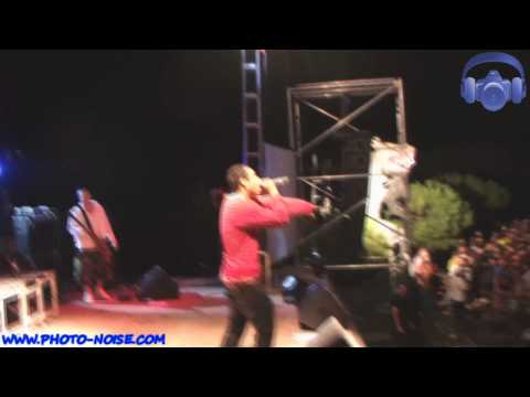 Freestylers - Ruffneck ( Live ) @ Floridance Festival 2008 HD