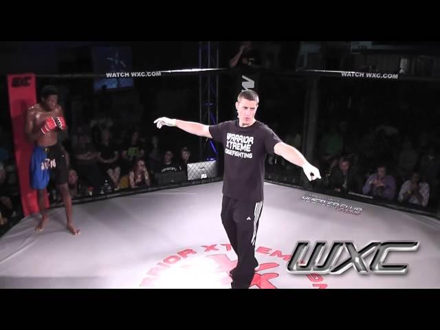 WXC 51 Inferno Adam Kavetsky vs Milton Page