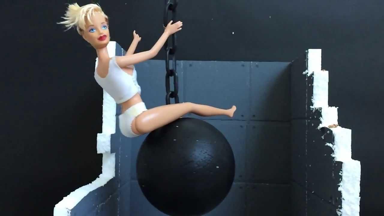 barbie wrecking ball youtube. Black Bedroom Furniture Sets. Home Design Ideas