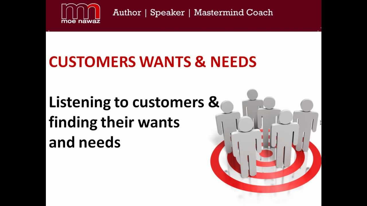 want and customers The top five most important things revealed the research shows that there are some basic things which all customers will want to see from a business they are using.