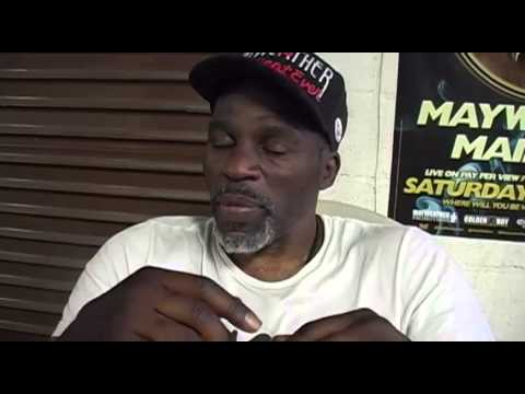 Roger Mayweather on long-term effects of boxing: 'Something happened'