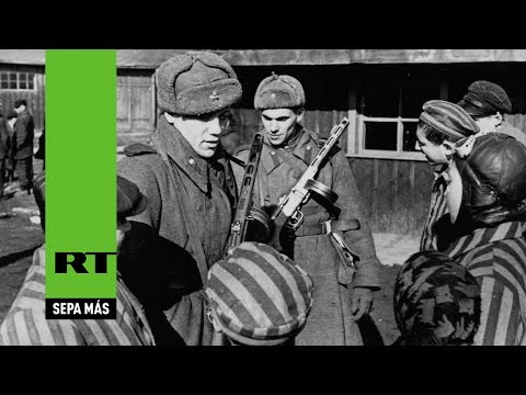El rechazo al papel de Rusia en la liberación de Auschwitz causa ira y asombro internacional
