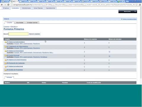 Plataforma RCC Paludismo   Presentación de formatos 2014 03 03