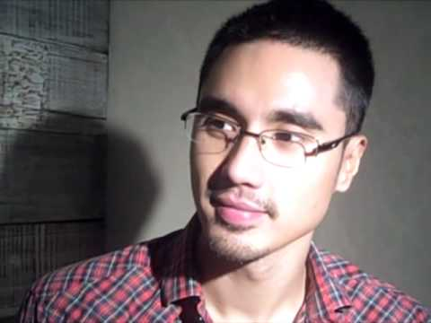 Gino Dela Pena talks about being part of Survivor