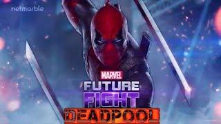 DEADPOOL MARVEL FUTURE FIGHT