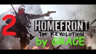 HOMEFRONT THE REVOLUTION gameplay ITA EP 2 PATTUGLIA DISPERSA by GRACE