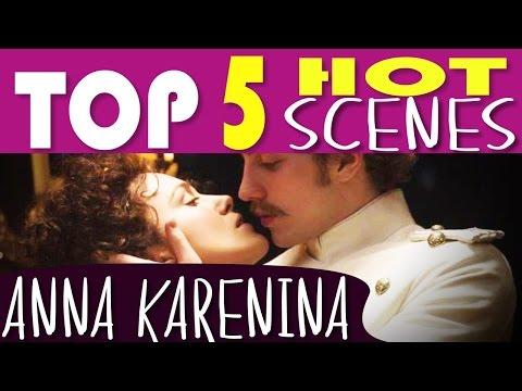 Top 5 hot and sexy scenes Anna Karenina. Aaron Taylor-Johnson, Keira Knightley