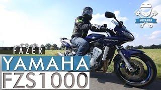 Uniwersalność została, wzrosła moc! Yamaha FZS 1000 Fazer Test Opinia