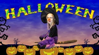 Halloween Costume Song | Halloween Song for Kids & the Family w/spelling