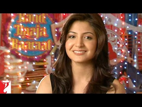 Live Chat With Anushka Sharma - Part 1 - Band Baaja Baaraat