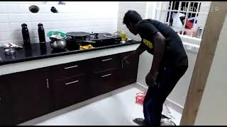 Dark colour kitchen cabinets design,Block colour kitchen cabinets in salem