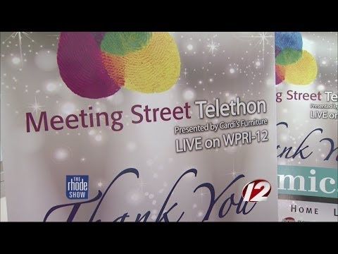 Meeting Street telethon returns