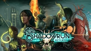 Играть или не играть в Shadowrun Returns? (Обзор)